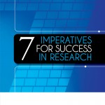 7 Imperatives for Success in research
