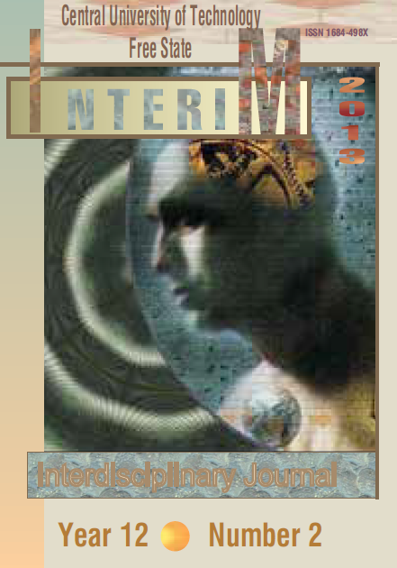 Latest edition of the Interim