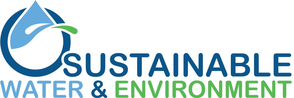 Unit for Sustainable Water and Environment - Logo (Landscape)