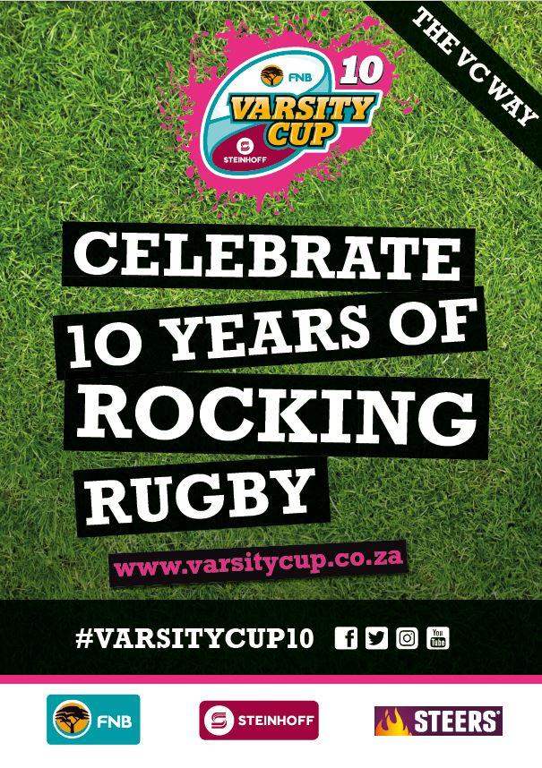 Flyer Varsity Cup 2017