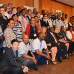 Participants at the 2016 CUT SoTL Conference.