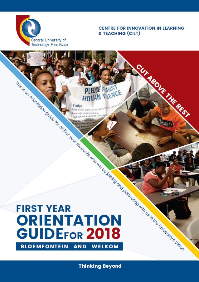 CILT OrientationGuide cover