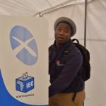 Bloemfontein: Voting proceeded smoothly.