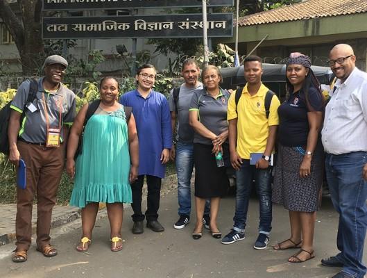 FHUM India Visit 2018_w